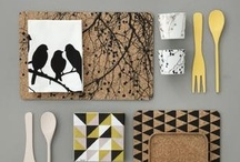 Objects & Design / Design + Industrial design + home + office + objects