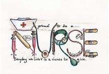 Nurse Sara / by Sara Bergey