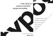 Typography, Logo & Type