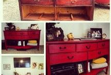 Furniture / by Becky Kerwin
