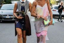 Multi-styled gal / Fashion at it's best / by Hala Sabbagh