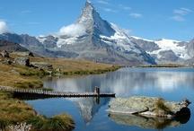 Berge / Ich bin fasziniert von Bergen jeglicher Art - hier sammle ich Bilder davon