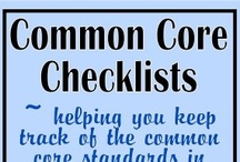 Common Core for Kindergarten / by Becky Long