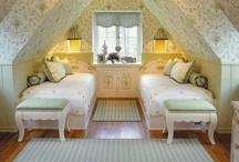 Attic Spaces / by Anita Timms Mordue