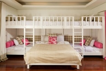 Bedroom Design ~ Kids rooms / by Anita Timms Mordue