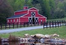 Barns, Bridges and Farms / by Anita Timms Mordue