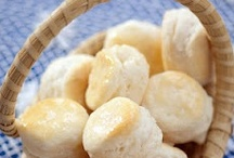 Breads, Rolls, Buns and Biscuits Sweet n Savory / by Anita Timms Mordue