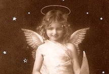 Angels are all around us . . . keeping watch / by Anita Timms Mordue