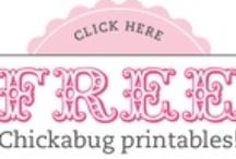 Cards/Scrap - Free Printable / by Anita Timms Mordue