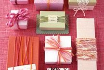 FrameEvent: Gift Wrapping / Use www.FrameEvent.com to create a personalized print perfect for a gift or unique gift tag! Get a FREE print today! / by FrameEvent