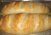 Bread/dough recipes / Bread recipes / by Angie Wright