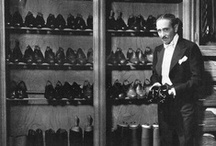 Shoecase / Happiness is a room full of shoes. How do you display yours? / by Arthur Beren Shoes