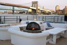 Summer in New York / Lobster shacks, pop-ups, outdoor bars and preppy Long Island beach resorts...New York in the summertime