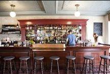 NYC bars and restaurants