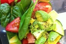 Greens / Salads / by Colleen