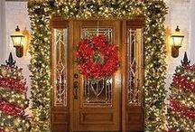 Christmas Wreaths and entries / by Carlos Alberto