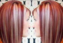 {Hair} / Styles & Color Ideas For my hair. It's always changing