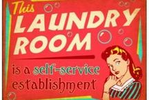 Laundry Hints and Rooms / Interesting Laundry Rooms and Helpful Hints
