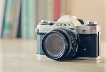 Vintage and other types of camera
