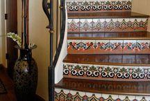 Entryways & stairwells