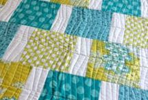Quilts, Fiber, Fabics, Thread, Sewing & Yarn Love / by Robin Koza