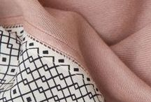 Textile / beautiful textile, pattern, textures and shapes