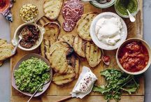 Good Eats: Savory / Appetizers / Luncheon / by Leigh Ann Ressler