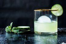 Cocktails / Beverages / by Leigh Ann Ressler