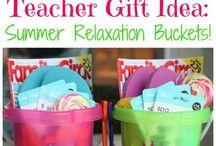Teacher gift ideas / by Toni Cary