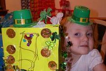 Holidays: St Patty's Day / St Patricks Day Ideas