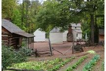 Smith Farm / Smith Family Farm is a mid-1800s farm located in Atlanta. It is part of the Atlanta History Center and is open to the public for tours.