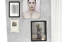 adorn the walls / by Ciara O'Halloran / Style Serendipity