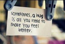 HUGS...Everybody Needs One! / by Brenda Padgett