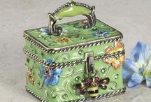 Trinket Box... / by Debbie Sumpter