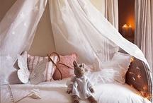 kids bedroom / by Guille Chrispens