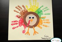 November ideas / Thanksgiving and crafts / by Toni Cary