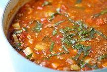 Recipes || Soups