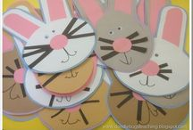 April ideas / Easter & crafts ideas / by Toni Cary