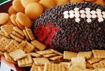 Football Food! / by Toni Cary