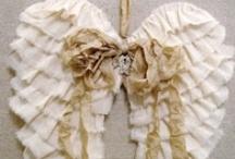 Angel Wings, Ahhhhh / by Brenda Padgett