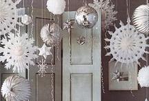 ¡Oh! Blanca Navidad. / Mi época favorita del año. / by ArenaDeMar