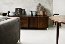 Interior Inspiration / Inspiring photographs of homes and houses with beautifully designed and decorated interior spaces.
