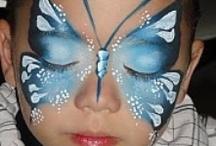 Face painting / by Mardi Sheridan