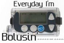 Life & Times with Diabetes / Type 1 diabetes / by Stephanie Silvani