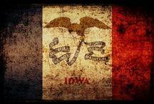 IOWA / Iowa Girl / by Lusena Carpenter