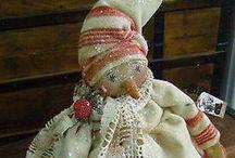 Christmas 2 / Vintage Christmas / by Brenda Padgett