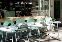 Coffee, Cake & Architecture / Great Restaurants, Cafes and other Commercial Architecture