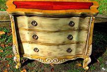 Painted Furniture / by Brenda Padgett