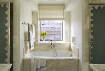 Bedecked: Bath / Interior Design: Bath & Wash Rooms / by Leigh Ann Ressler