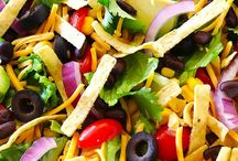 Salads / by Toni Cary